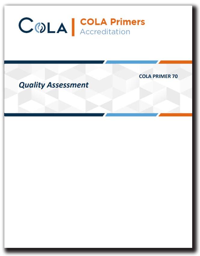 Quality Assessment - Primer Cover